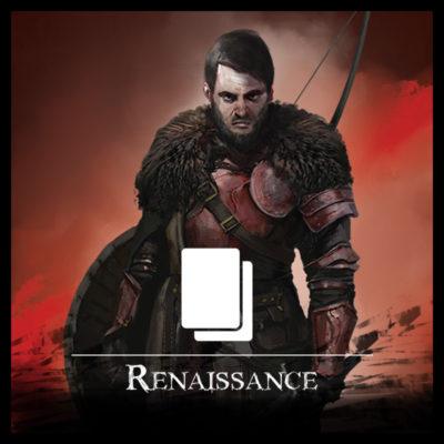 Divine Corruption Renaissance le jeu de cartes de paria edition