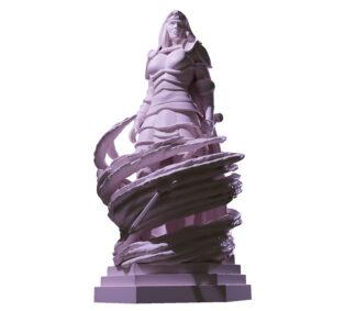 Figurine héros de l'Imprégnée d'Ilhus